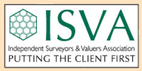 ISVA logo and link