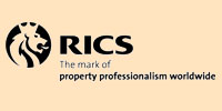 RICS logo and link